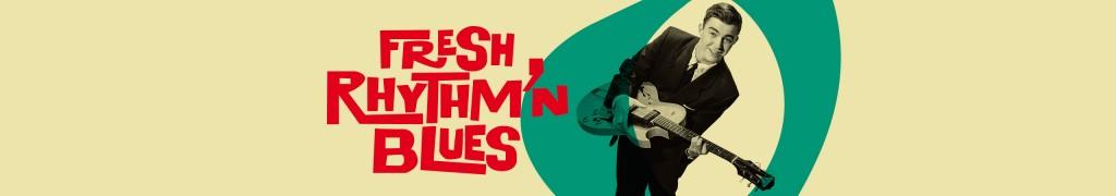 Alexis Evans fresh Rhythm'n'blues Home