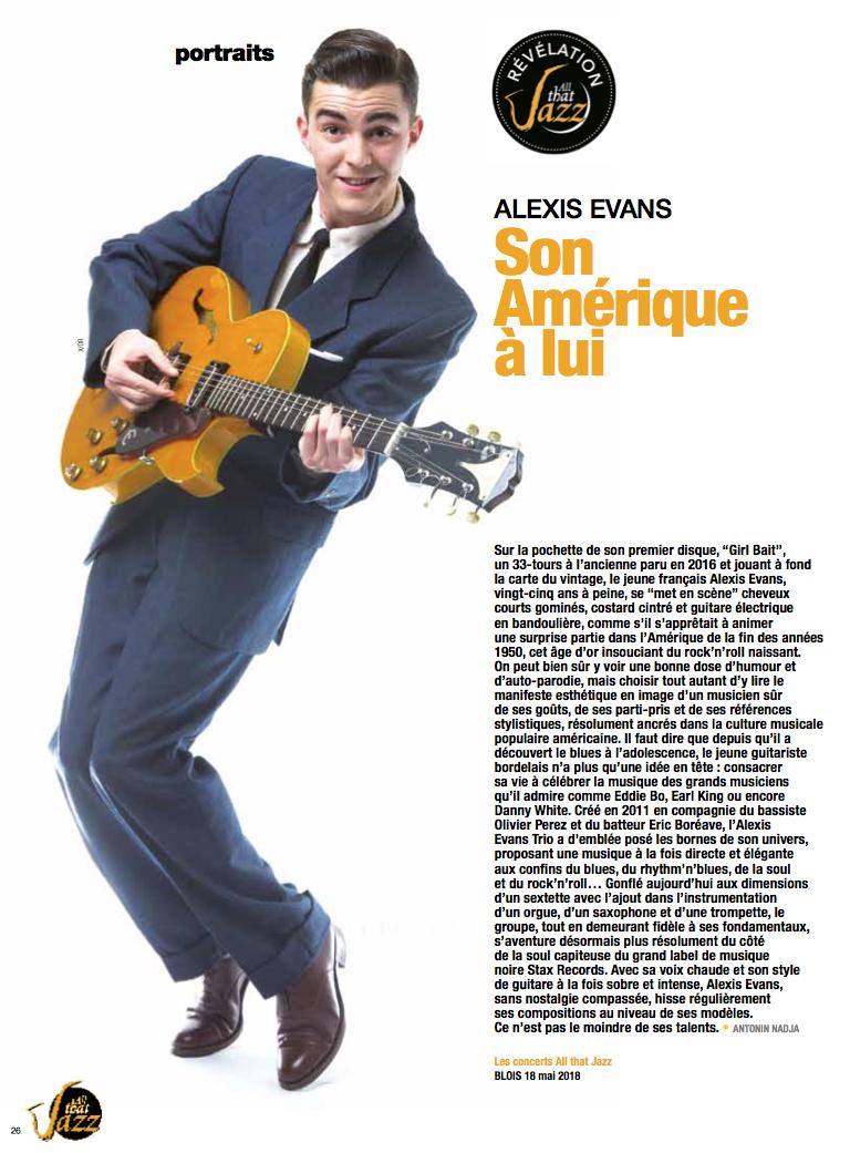 Jazz Magazine 05-18